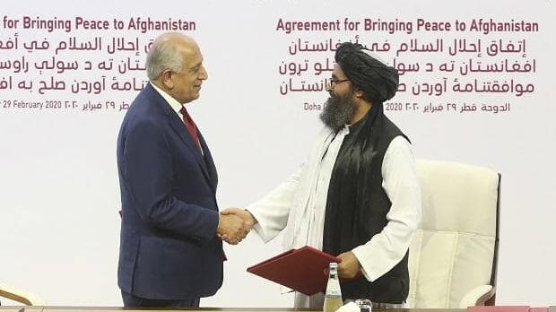 Afghanistan and the US peace deal