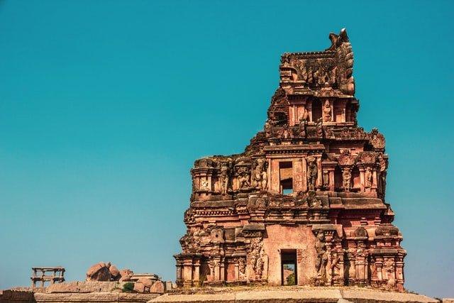 Hindu old temple