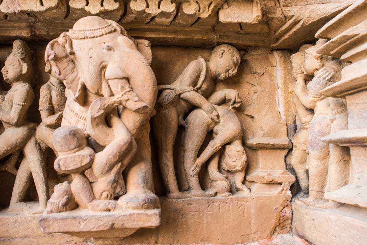 history of LGBT khajuraho