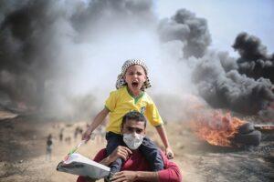 Israel Palestine conflict 2021
