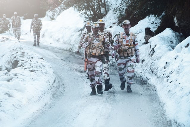 Latest technology in the Indian Army